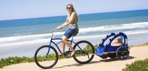 Testa cykelvagn